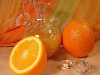 Рецепт березового кваса с апельсином